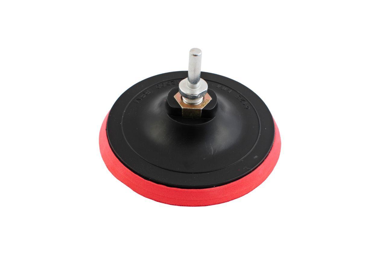 Диск для круга шлифовального Mastertool - 125 х 10 мм, с переходником