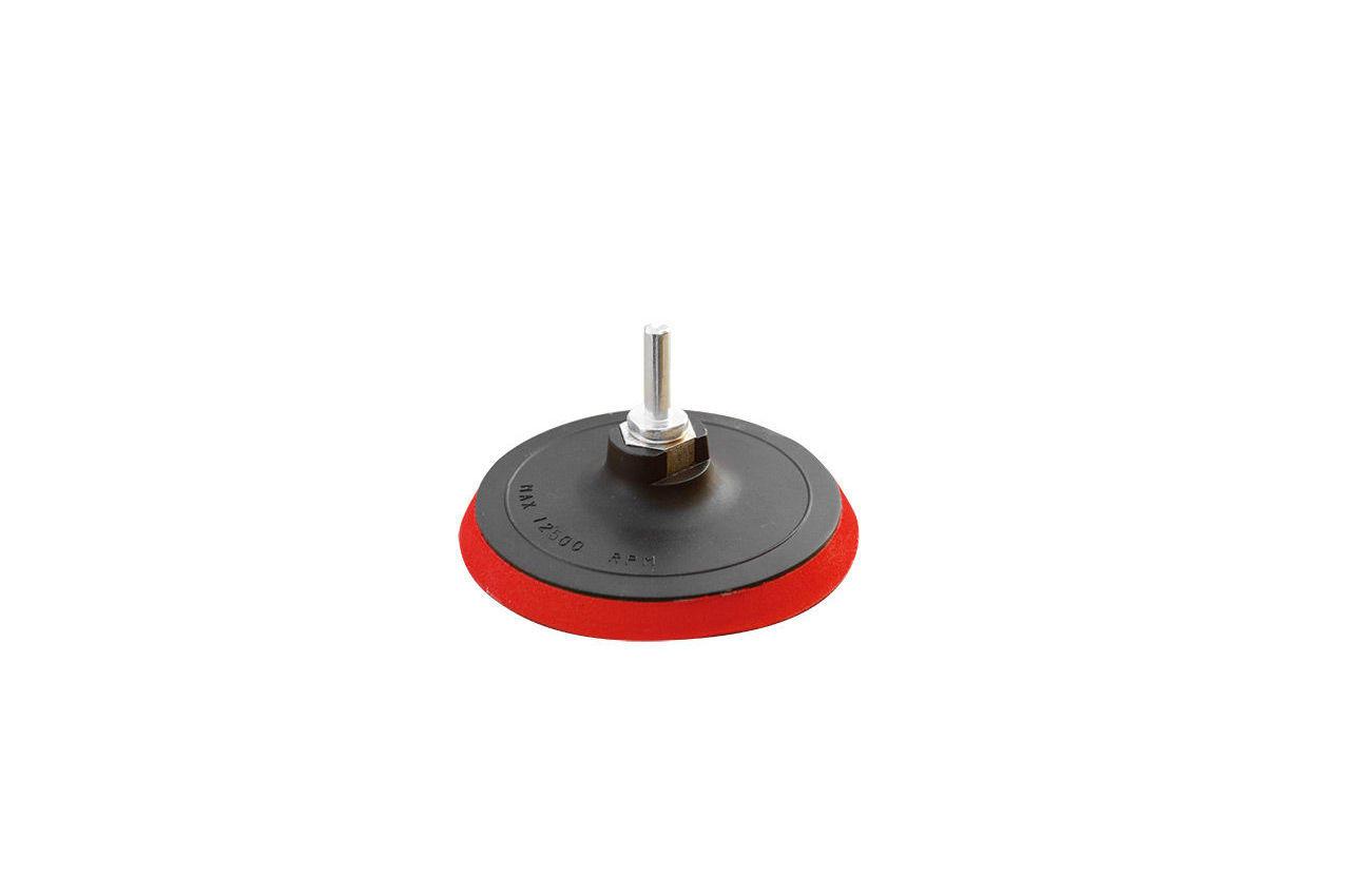 Диск для круга шлифовального Mastertool - 125 х 20 мм, с переходником