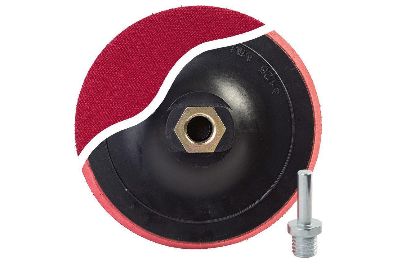 Диск для круга шлифовального Falc - 125 х 20 мм, с переходником
