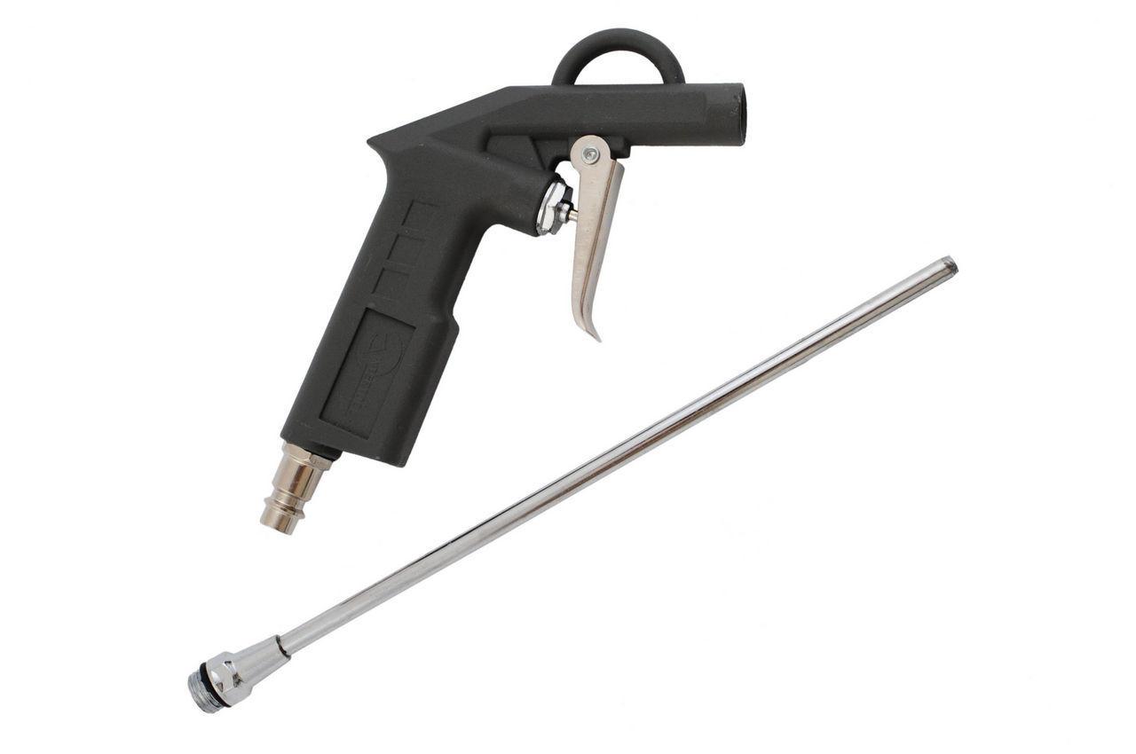 Пневмопистолет продувочный Intertool - 210 мм, PT-0801