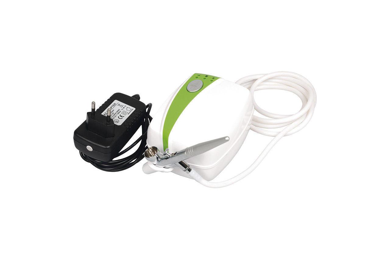 Аэрограф с компрессором Miol - 0,3 мм, 1 bar, 9 Вт