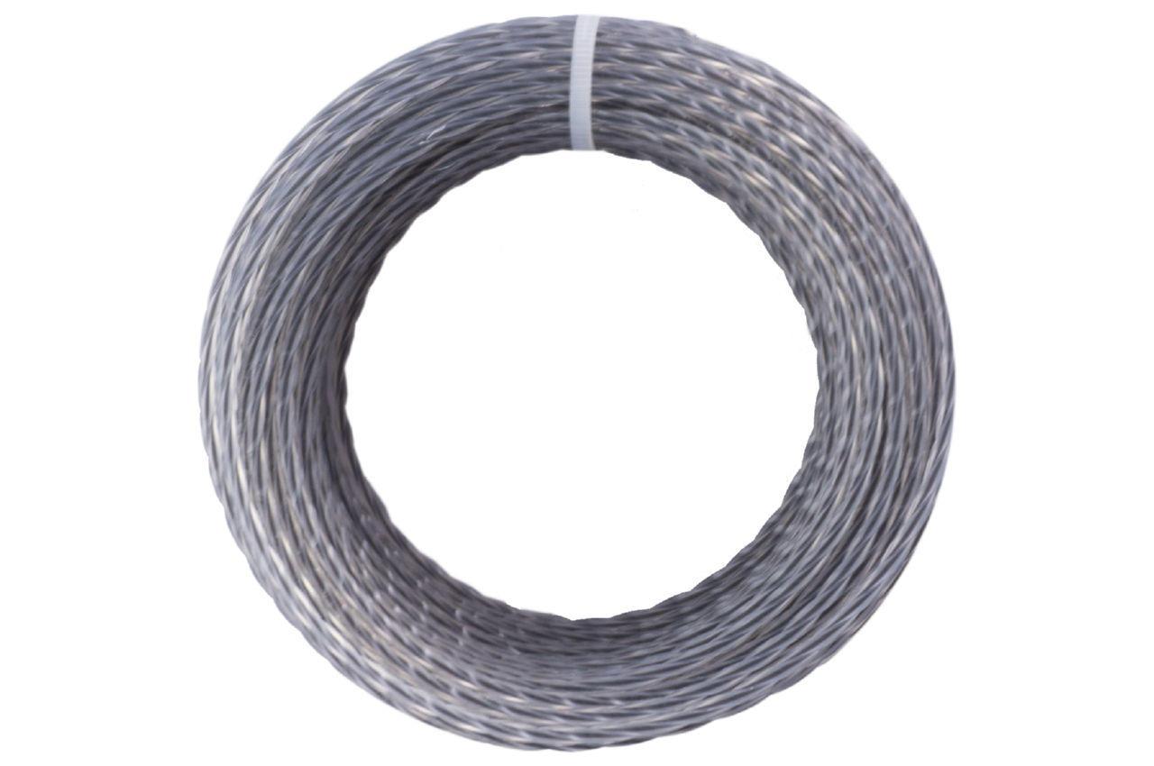 Леска для триммера Асеса - 2,0 мм х 15 м,