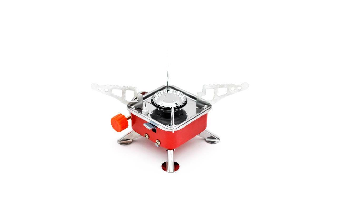 Плита газовая портативная Intertool - 110 x 110 x 90мм