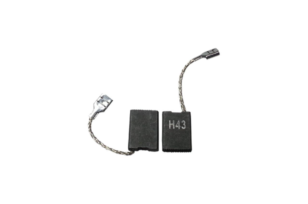 Графитовая щетка Асеса - 6x16x22 мм (2 шт.), R1104