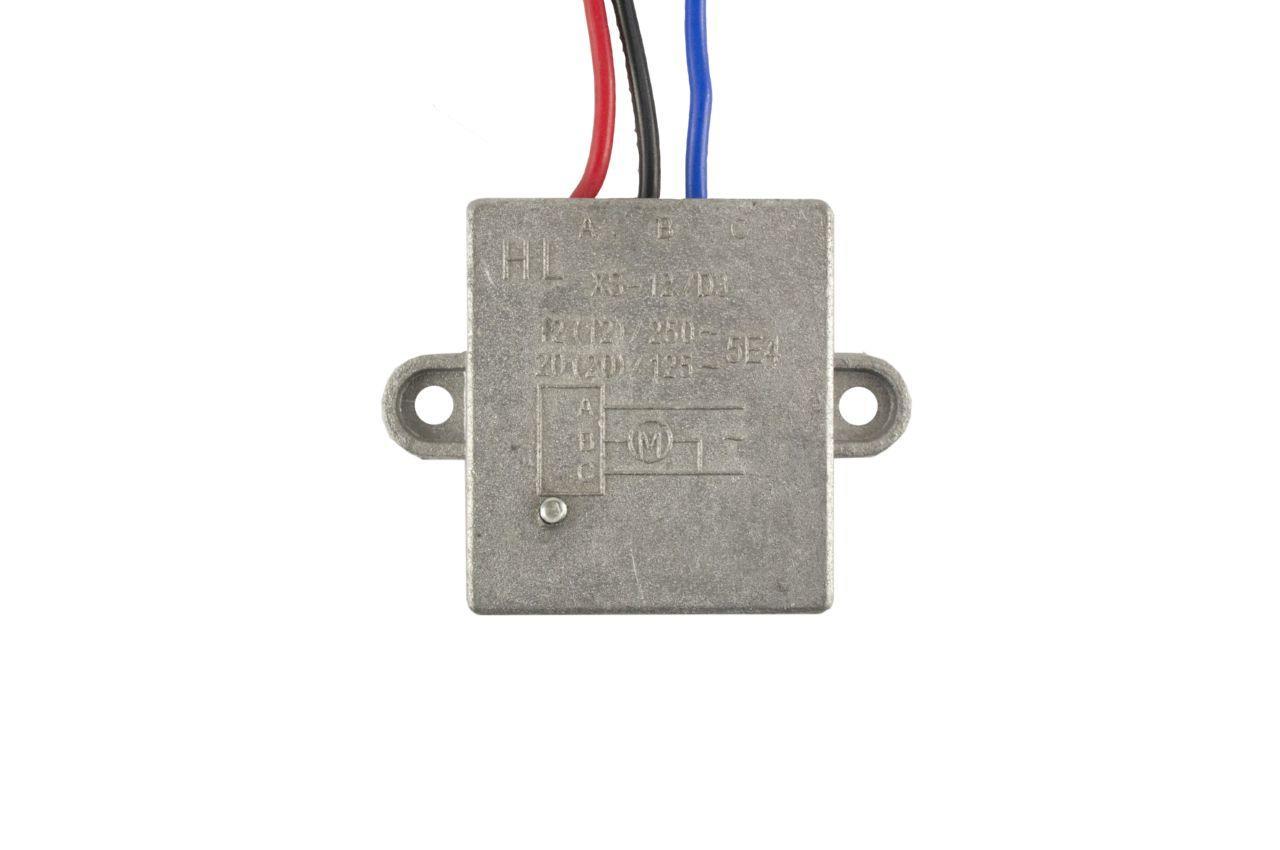 Блок плавного запуска Асеса - №1 12 А 38Х43 (2 ушка)
