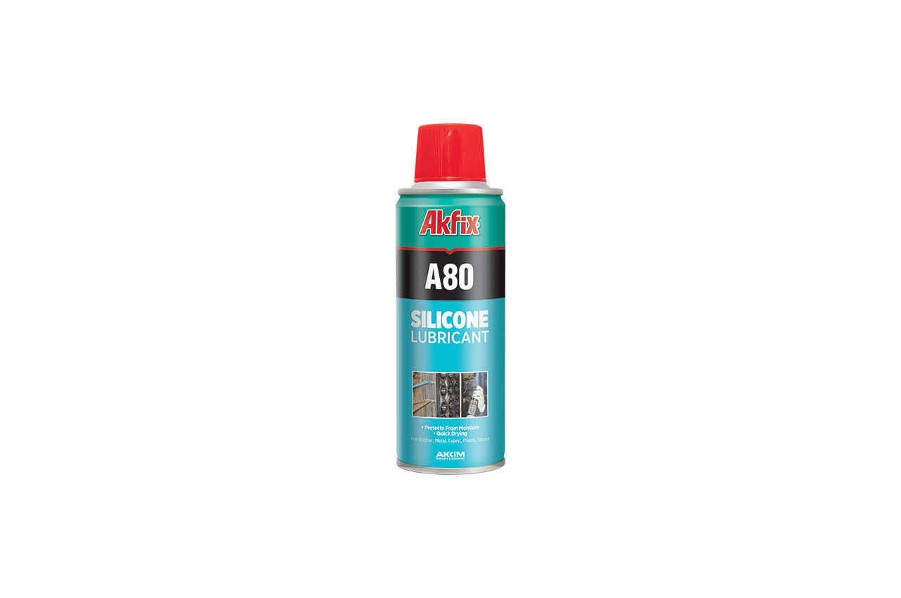 Смазка силиконовая Akfix - 400 мл (E80), YA140