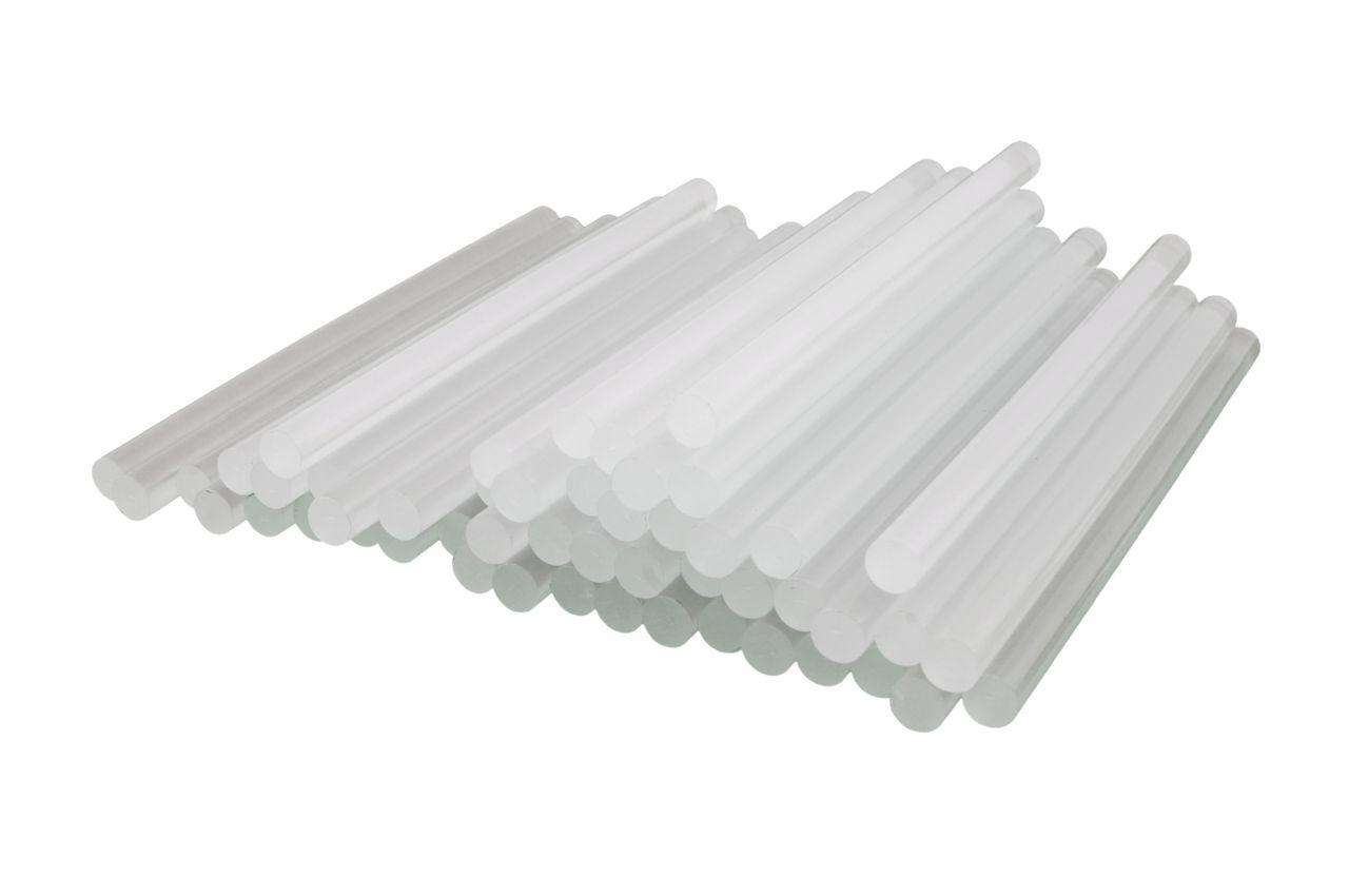 Клеевые стержни Miol - 11,2 х 200 мм, прозрачные (1 кг), 73-100