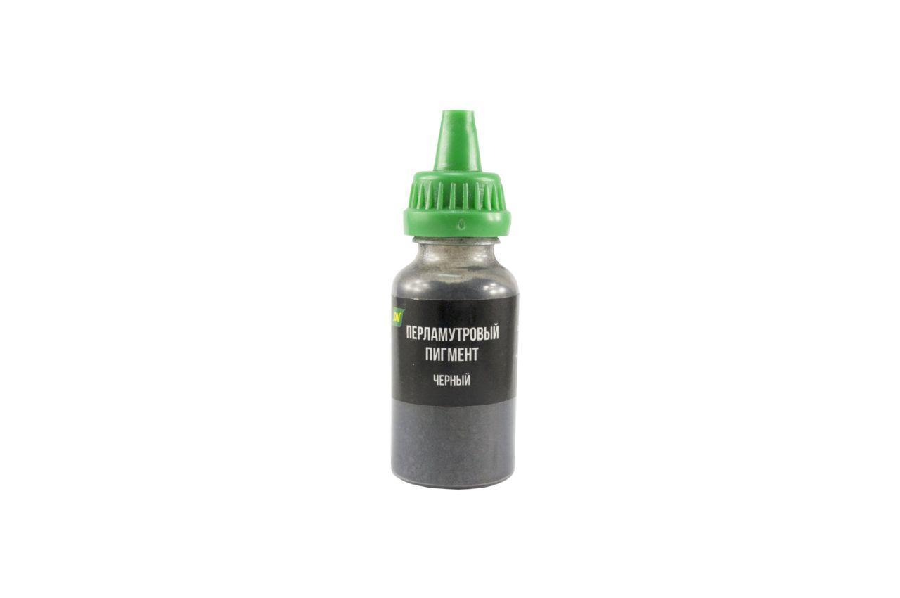 Пигмент перламутровый DV - черный (10 г), Х53