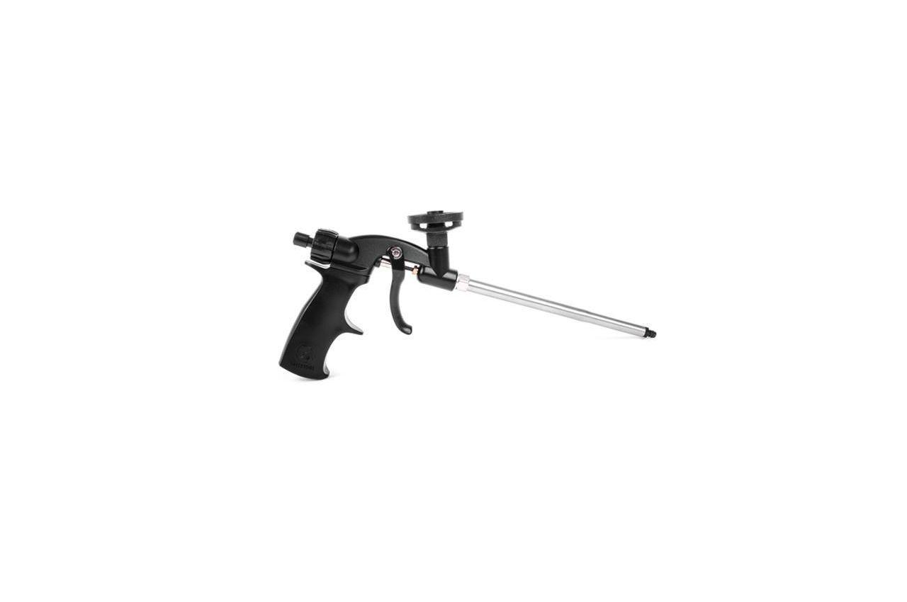 Пистолет для пены Intertool - с тефлоновым покрытием держателя баллона, трубки, иглы, PT-0605