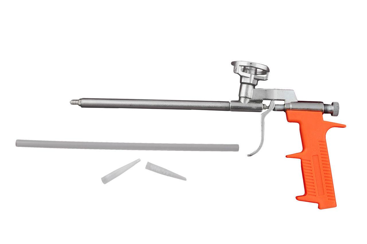 Пистолет для пены Miol - 180 мм, d=2,1 мм (красная ручка), 81-680
