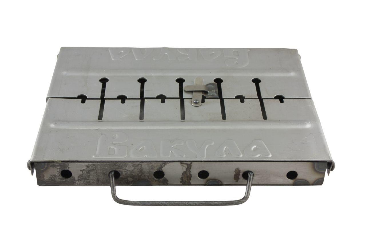 Мангал ТМЗ - 6 шп (2мм) вакула