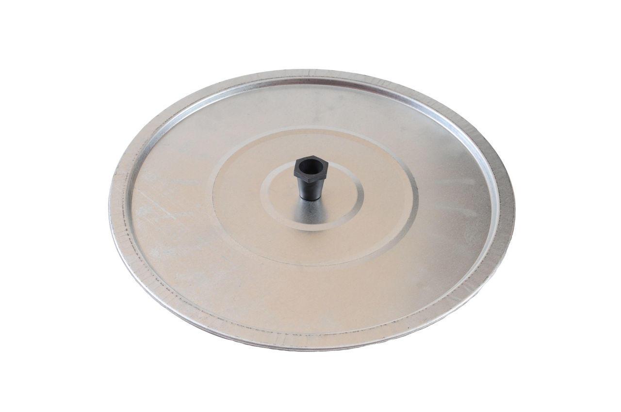 Бак оцинкованный Метид - 15 л (крышка+решетка)