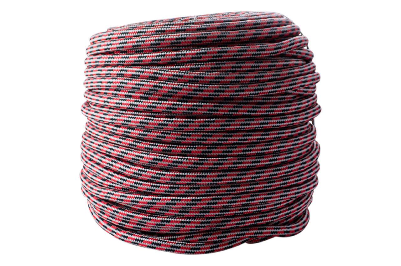 Фал полипропиленовый PL - 12 мм х 100 м, цветной