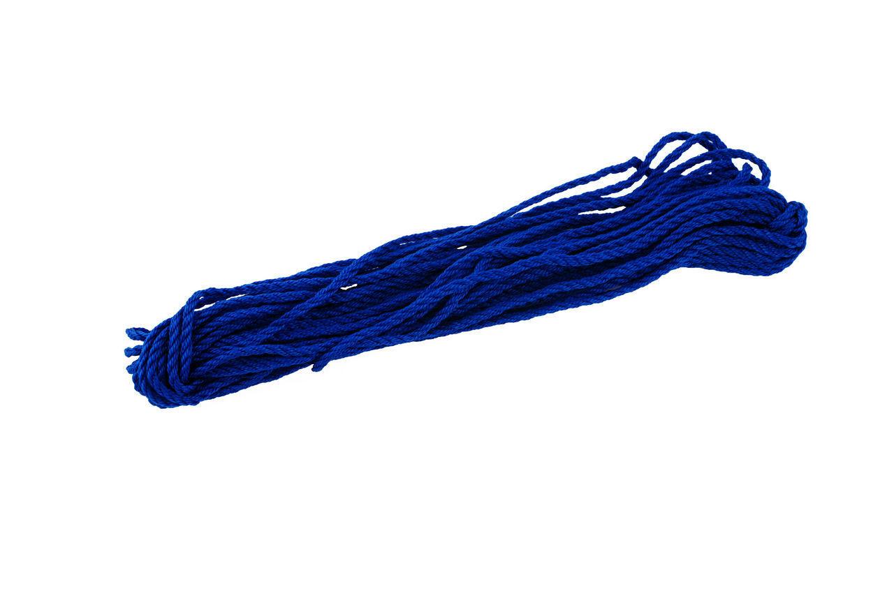 Шнур бытовой UA - 2,5 мм х 20 м, крученый цветной (10 м)