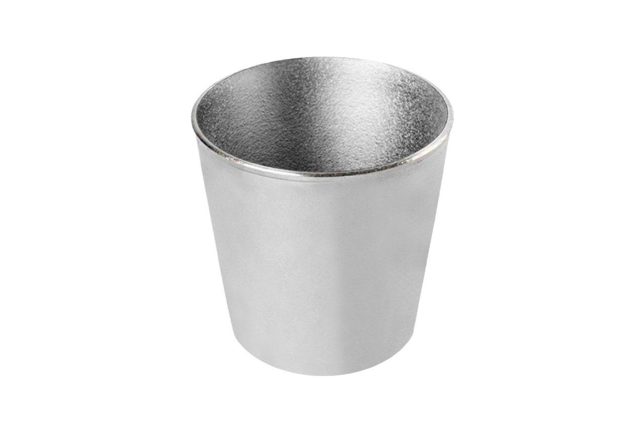 Форма для кулича алюминиевая Биол - 115 х 120 мм х 1 л, ФК02
