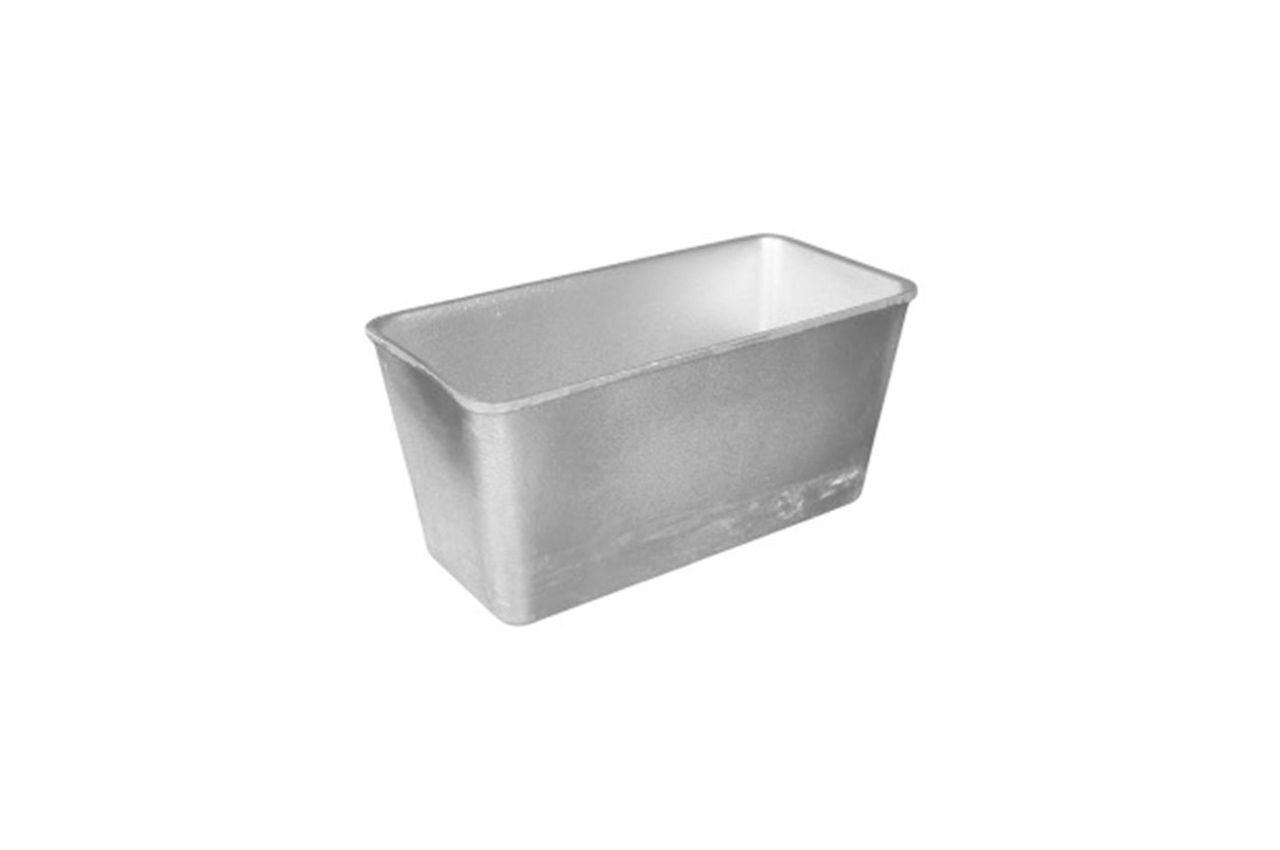 Форма для хлеба алюминиевая Биол - 0,9 л, L10