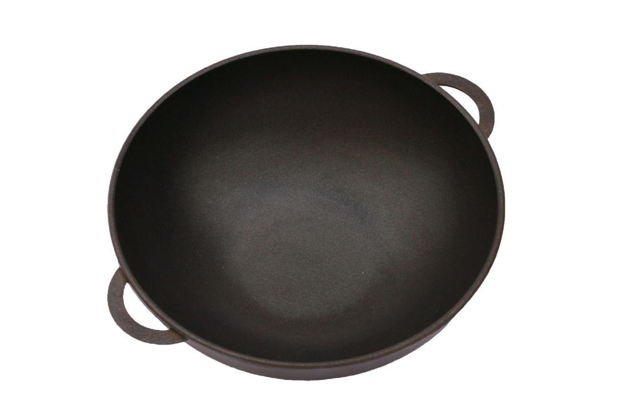 Сковорода WOK антипригарная Биол - 280мм x 4л