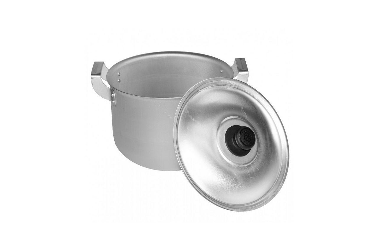Кастрюля алюминиевая Калитва - 4,5 л