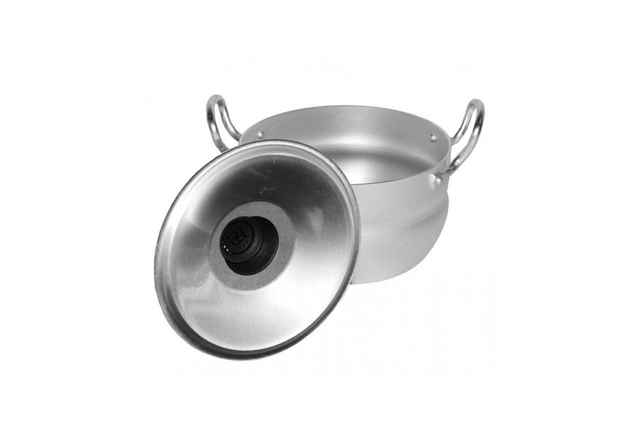 Кастрюля алюминиевая Калитва - 1,7 л