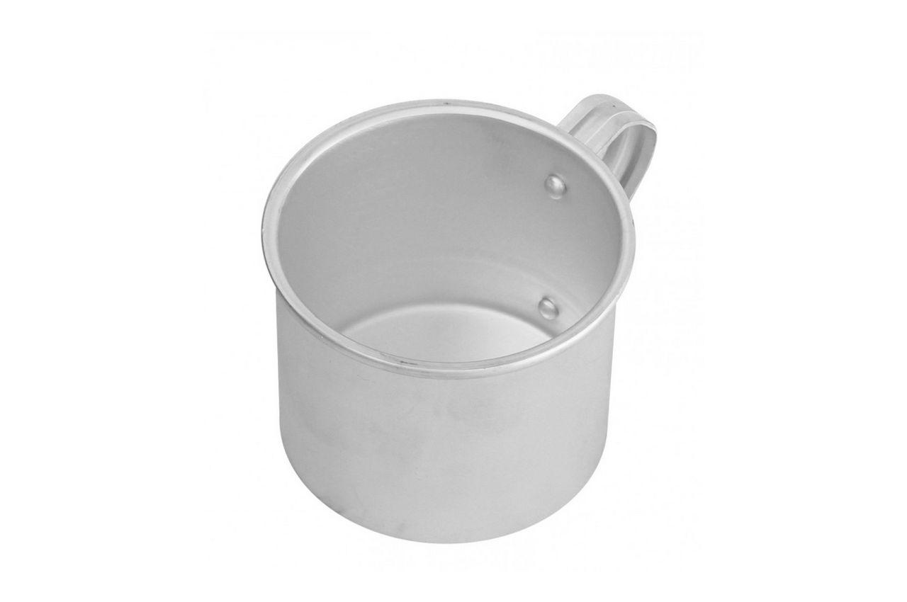 Кружка алюминиевая Калитва - 0,5 л, 9005