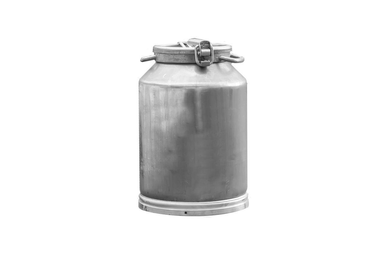 Бидон алюминиевый Калитва - 40 л, 16404