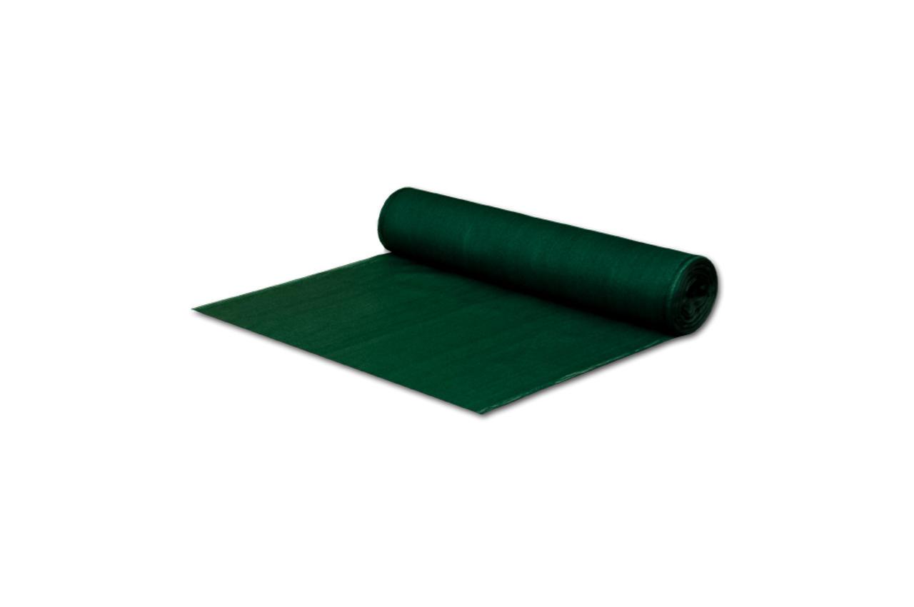Сетка затеняющая UA - 95% 3 х 45 м (120 г/м²) темно-зеленая, 431000378