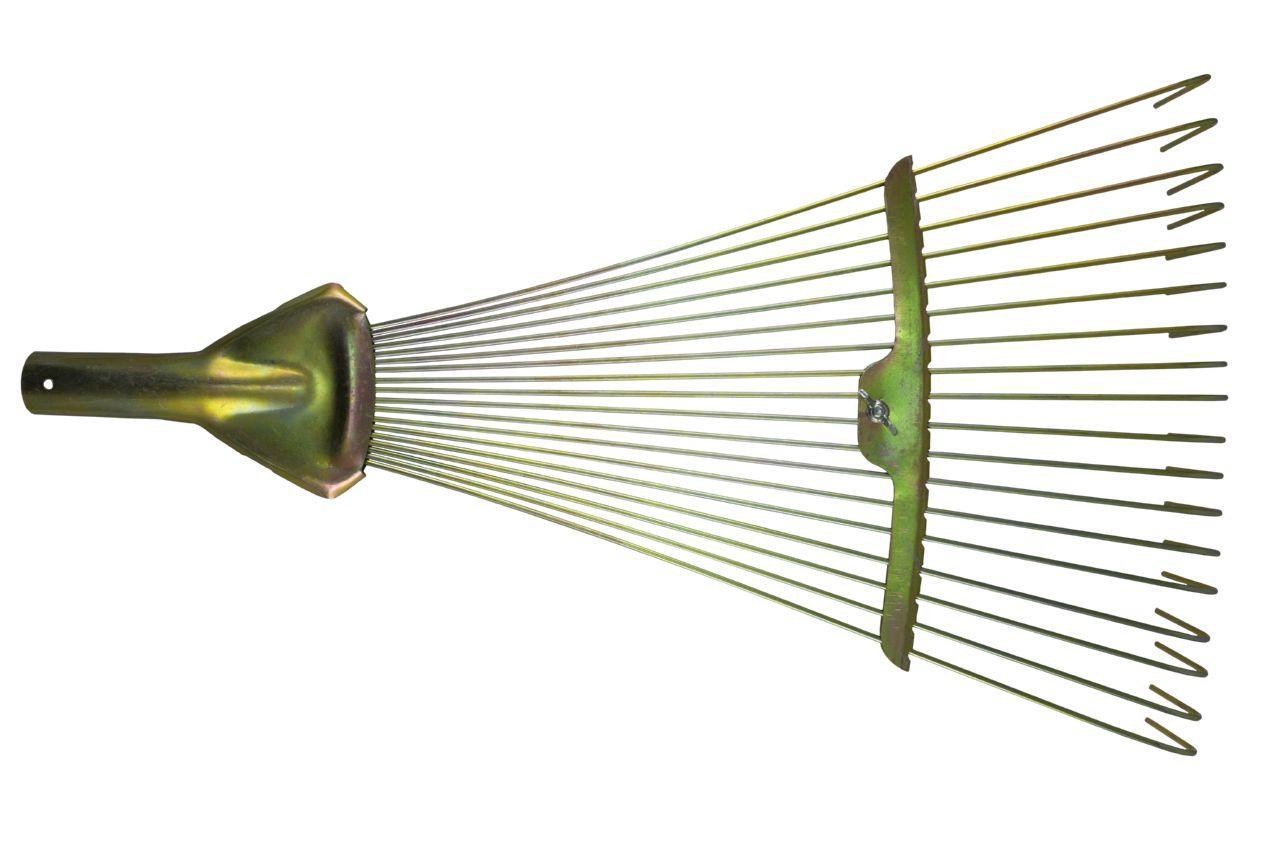 Грабли веерные ТМЗ - раздвижные 18 прутьев