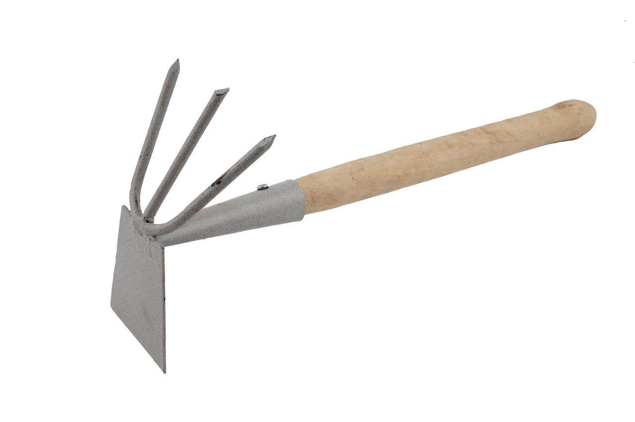 Мотыжка комбинированная ТМЗ - ручка деревянная