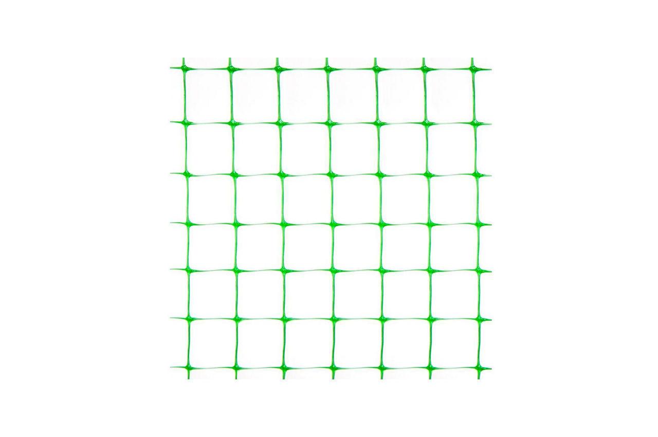 Сетка птичка Клевер - 1,5 х 100 м (ячейка 12 х 14 мм) зеленая