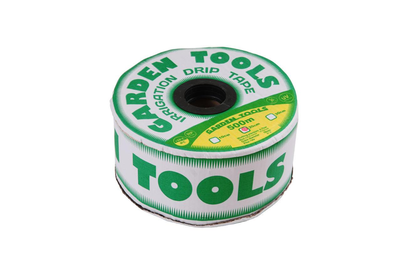 Лента капельного полива Garden Tools - 0,15 х 100 мм х 500 м