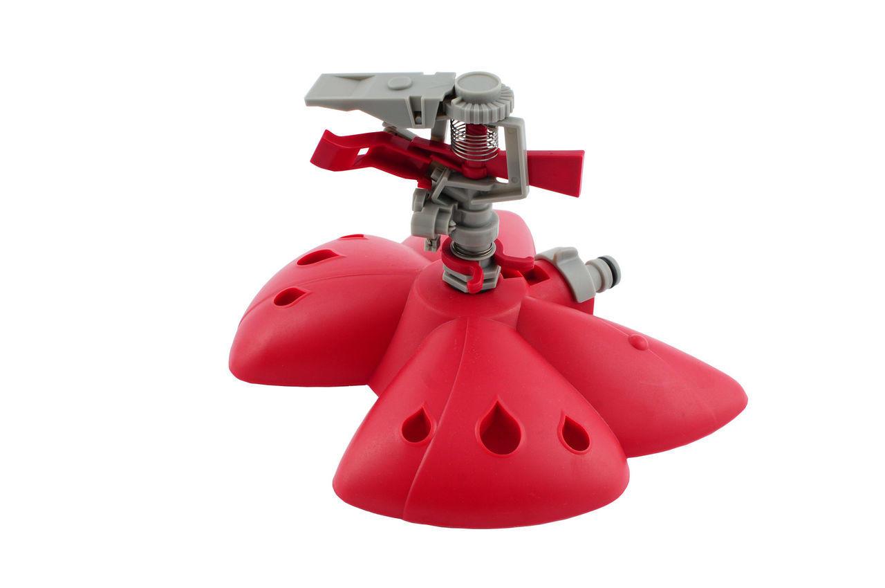 Дождеватель Intertool - пульсирующий на базе до 12 м