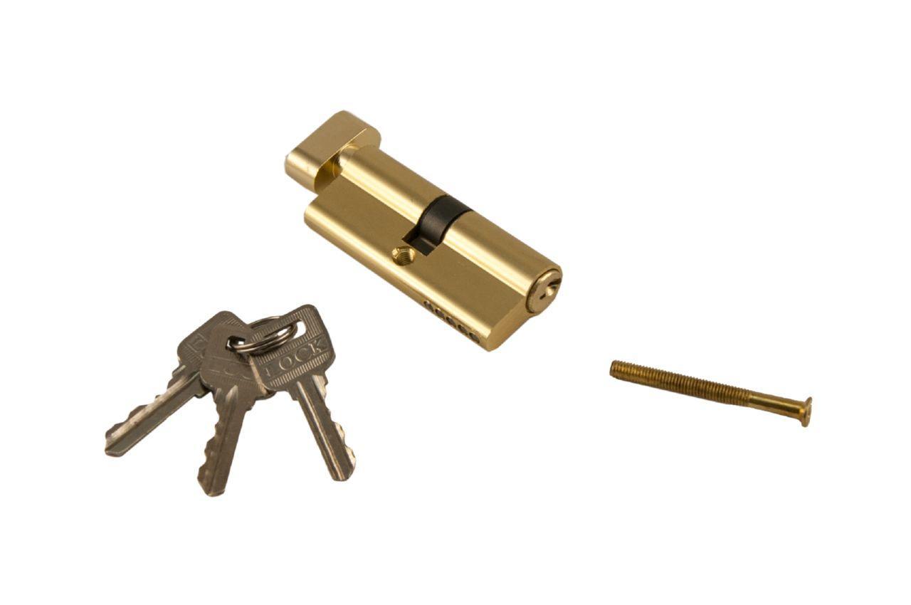 Цилиндр английский FZB - 70 мм 35/35 к/п узкий CP