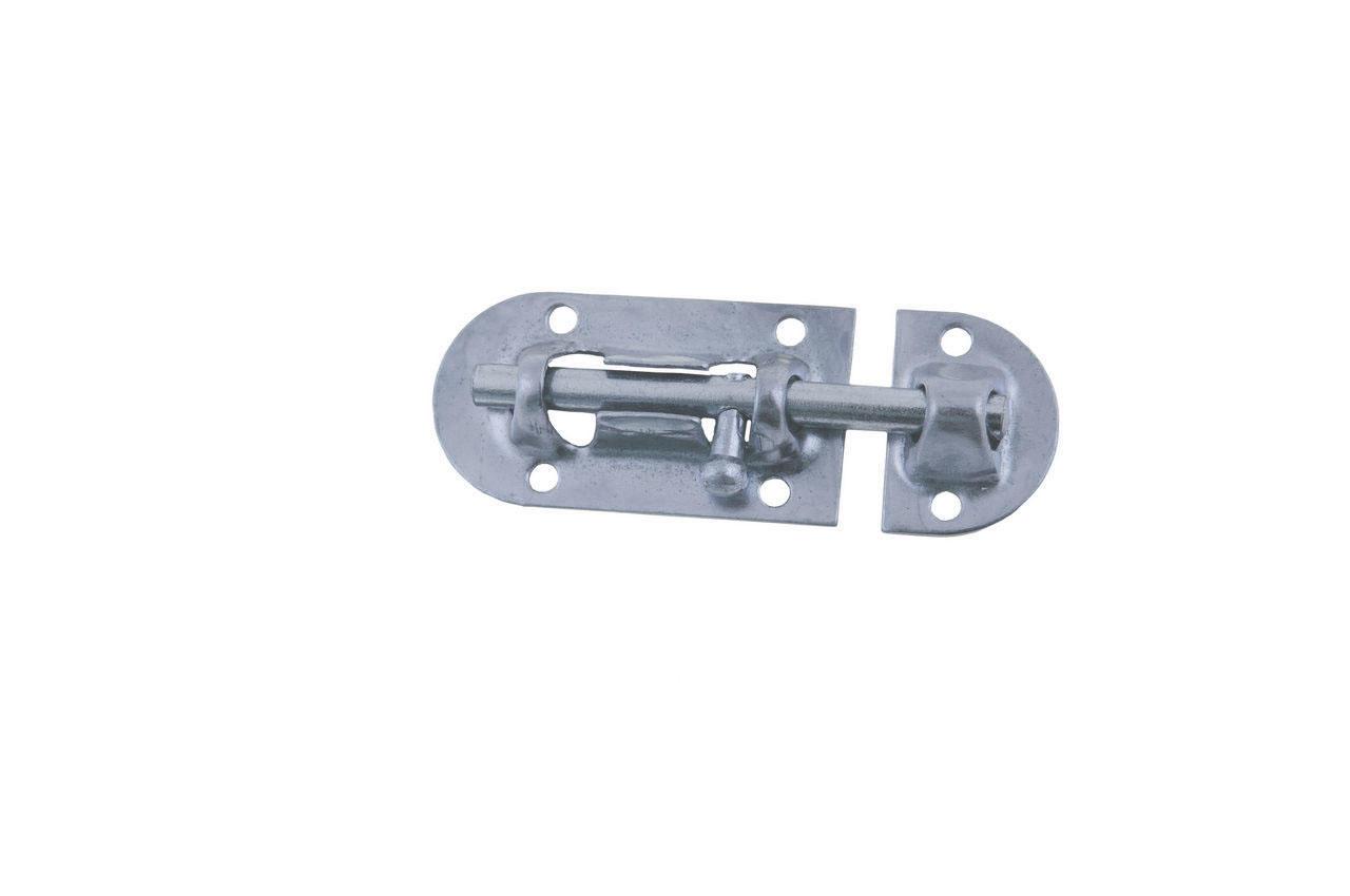 Шпингалет FZB - овальный СР (хром), 01-37-002