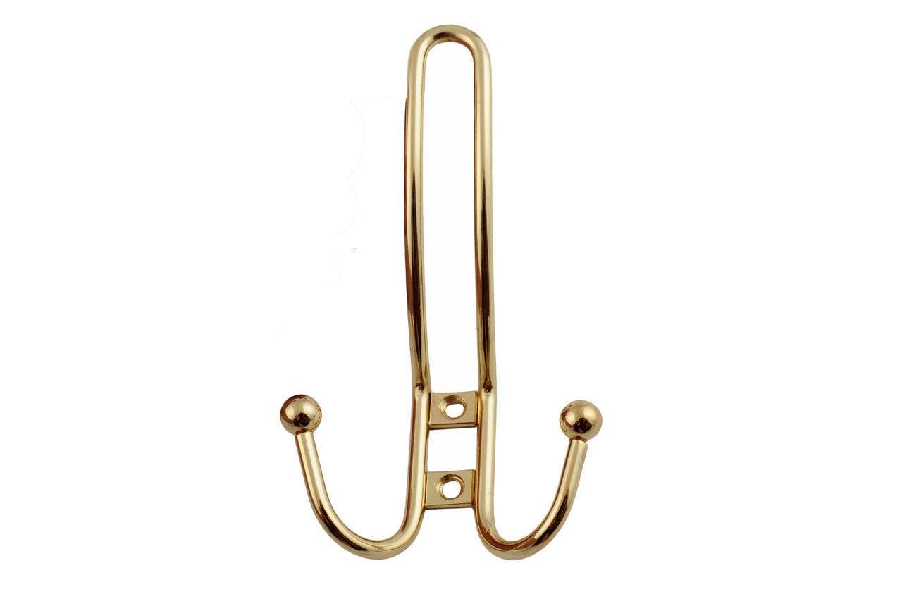 Крючок FZB - большой 03-43 AB (бронза)