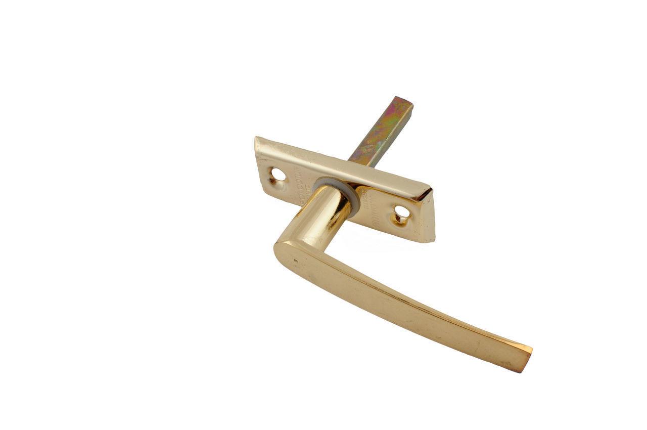 Ручка оконная FZB - Polodium РВ (золото)