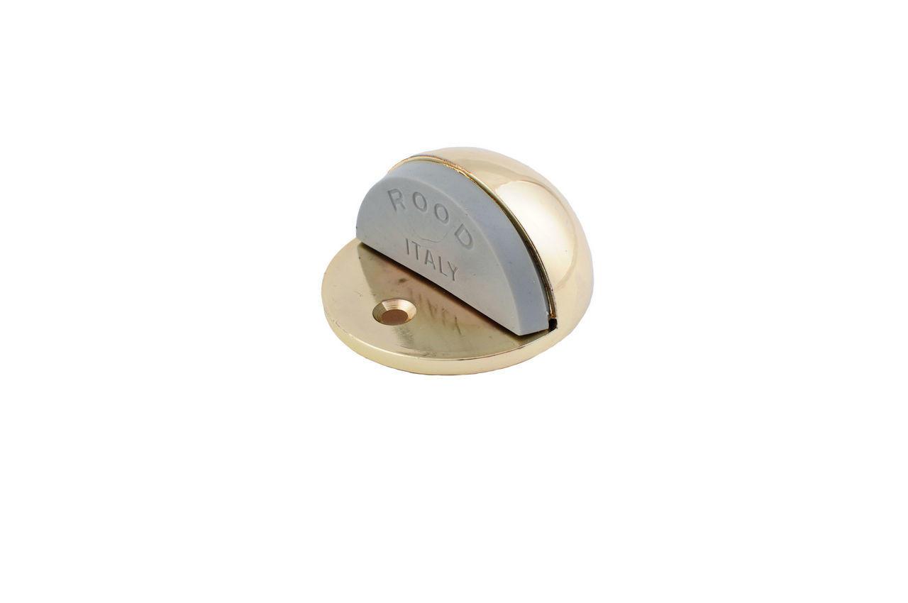 Упор дверной FZB - Italy РВ (золото), 01-09-003