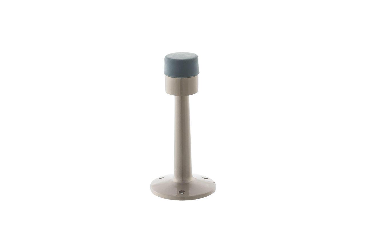 Упор дверной FZB - высокий 75 мм, SN (сатин)