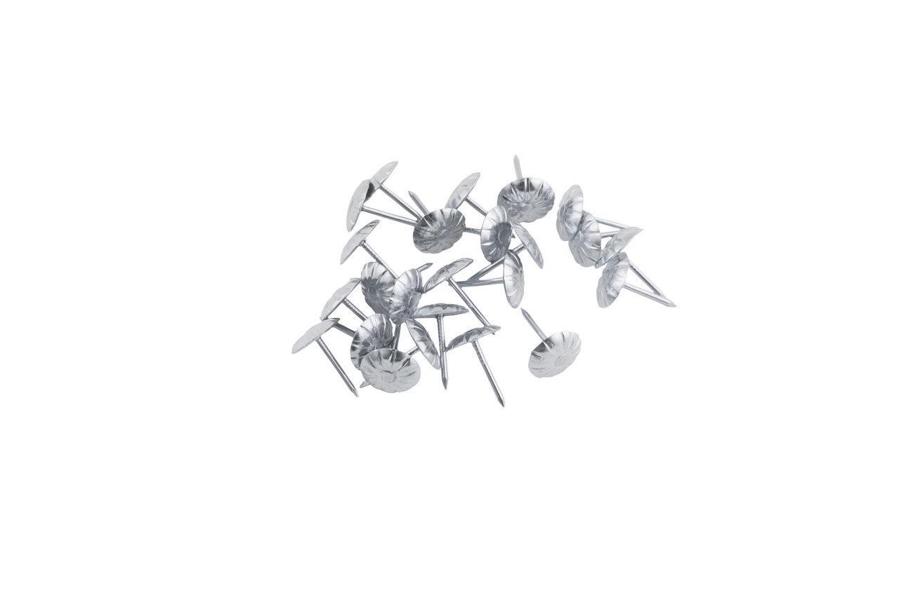 Гвозди мебельные FZB - декоративные CP (хром), 01-29-002