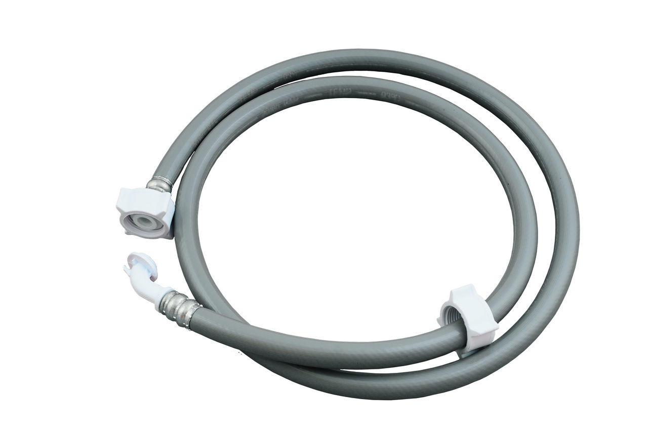 """Шланг заливной для стиральной машины Никифоров - 2500 мм х 3/4"""" В/В, 0667"""