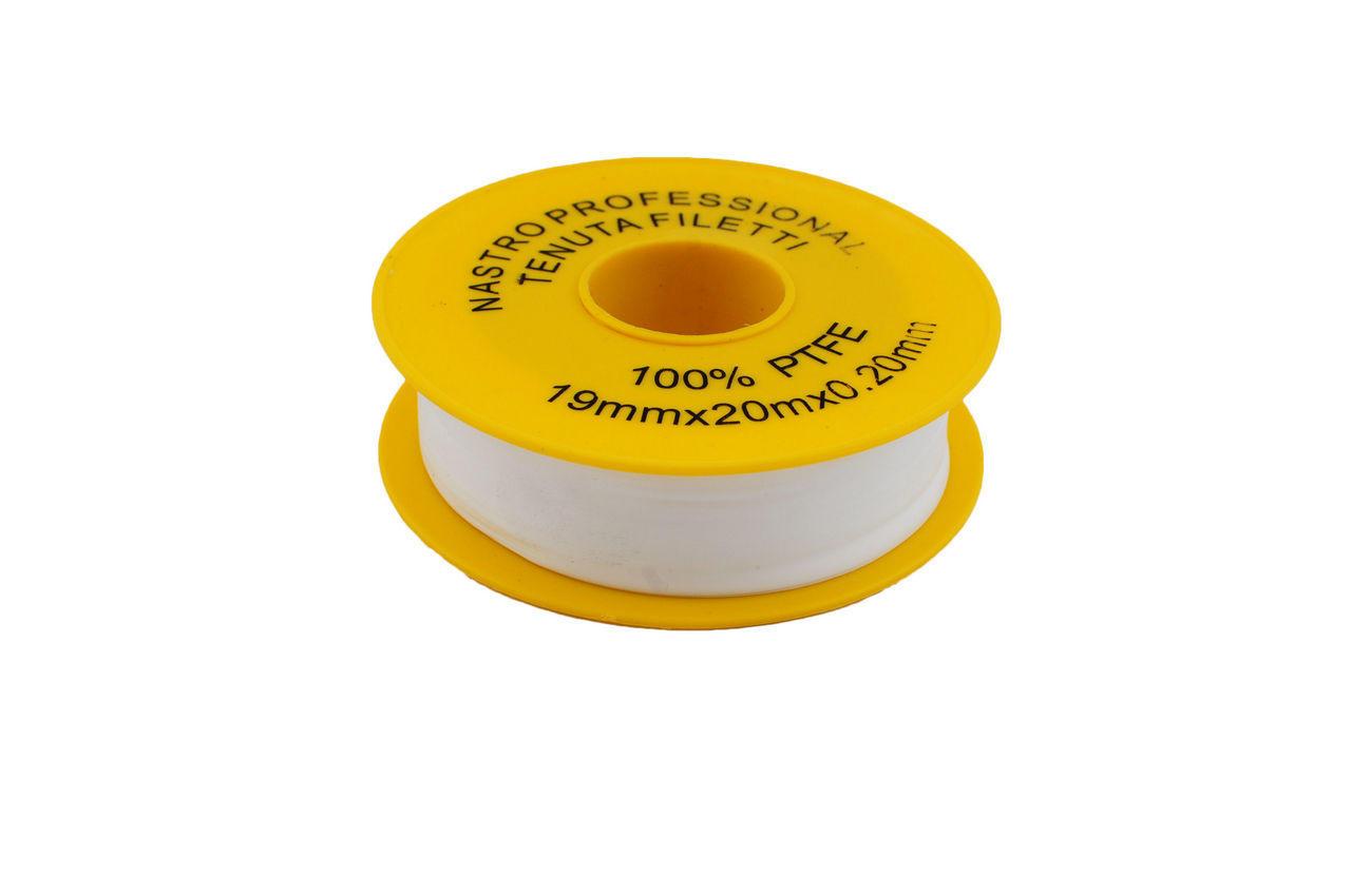 Фум лента PRC - 15 м х 19 х 0,1 мм