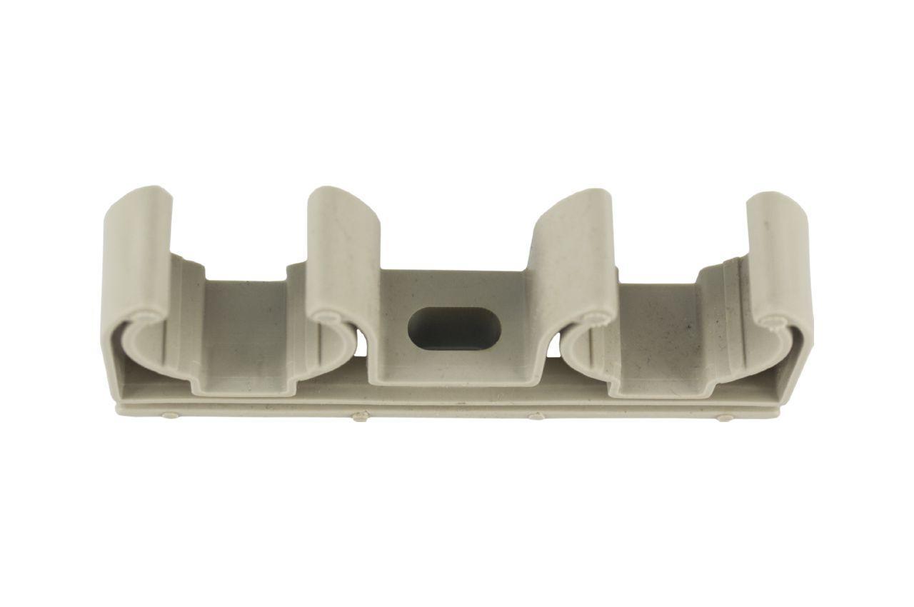 Крепление PP-R Никифоров - 25 мм, двойное (50) 50 шт.