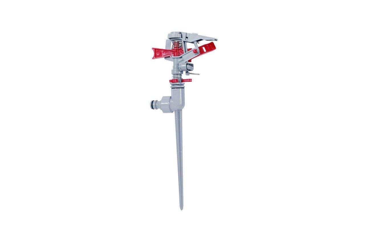 Дождеватель Intertool - пульсирующий на костыле до 12 м GE-0056
