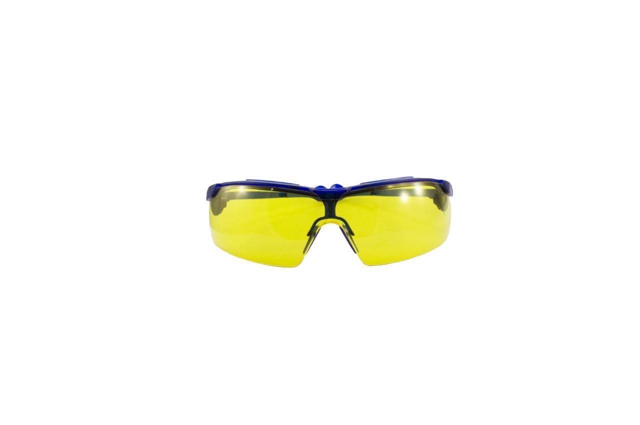 Очки защитные Vita - поворотные дужки, поликарбонатное стекло (желтые)