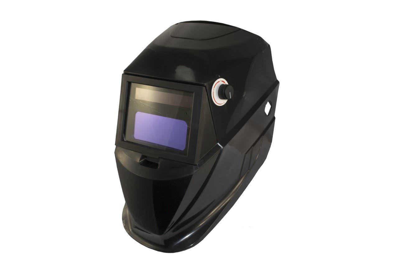Маска сварочная Асеса - хамелеон TH-41-B000 черная