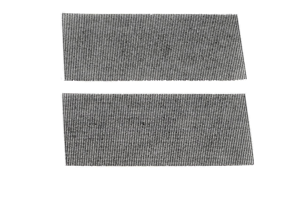 Сетка абразивная Mastertool - 107 х 280 мм, Р150 (50 шт.)