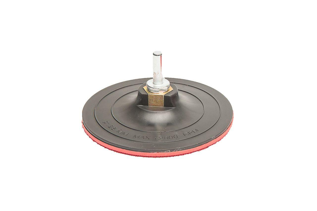 Диск для круга шлифовального Асеса - 125 х 10 мм, с переходником