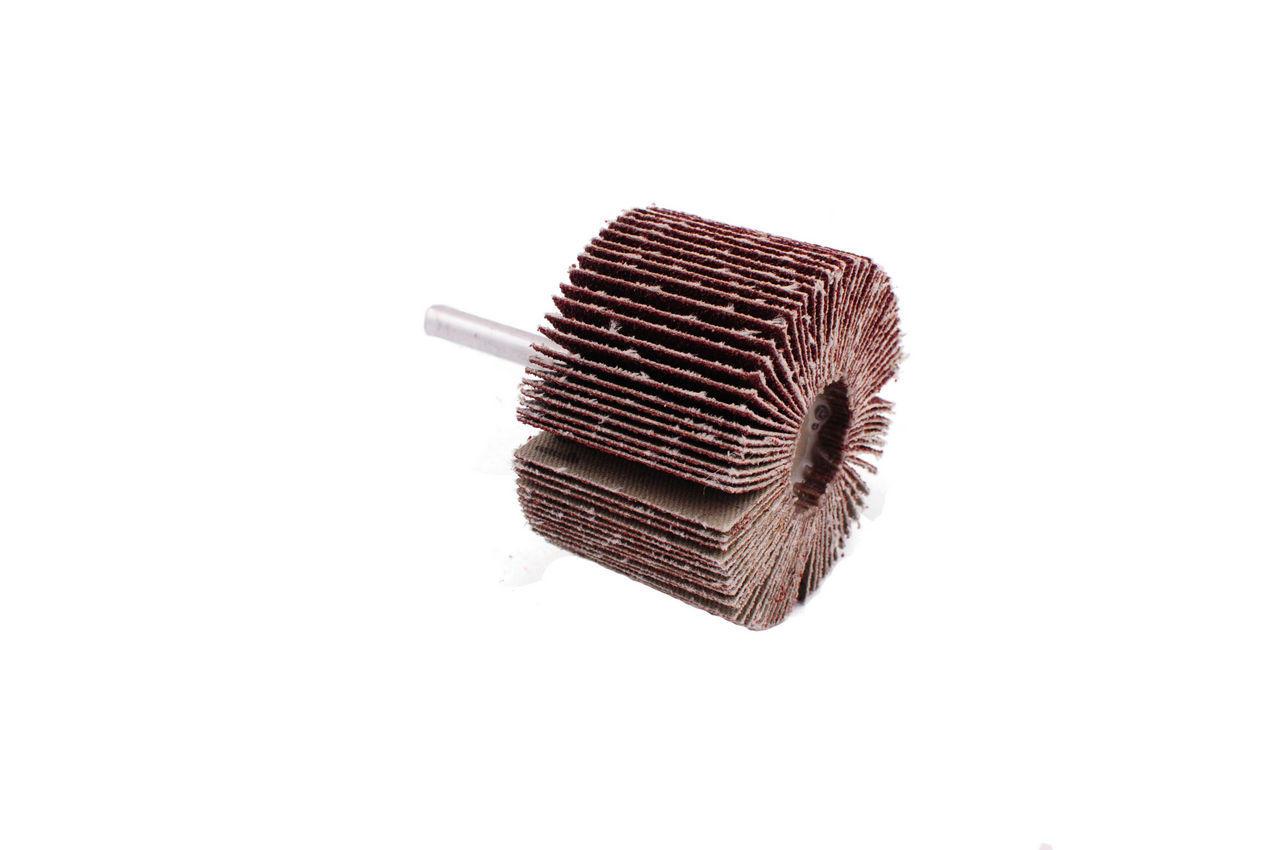 Круг лепестковый в оправке Pilim - 100 х 25 мм, Р80, KLO-14190