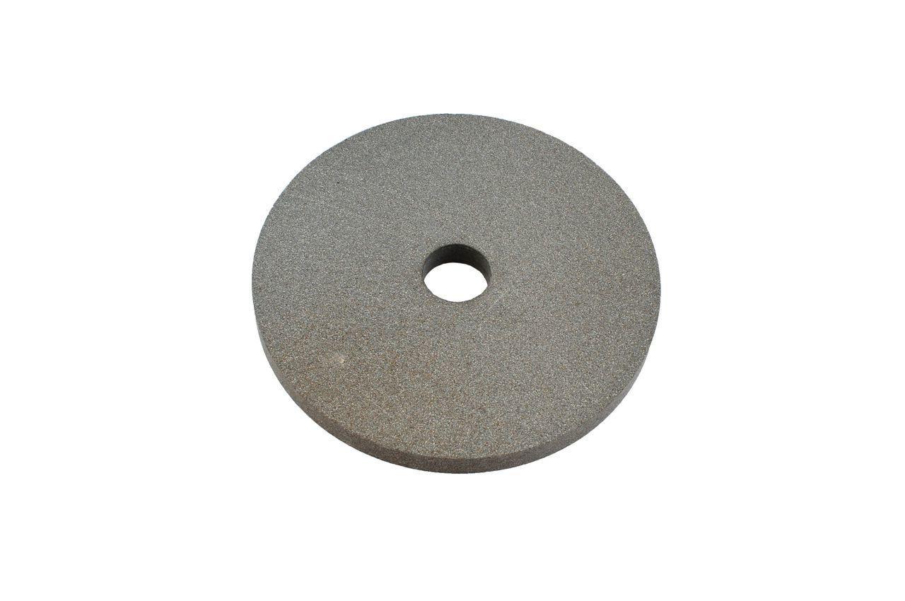 Круг керамика ЗАК - 100 х 20 х 20 мм (14А F80) серый