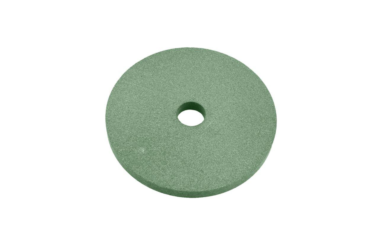 Круг керамика ЗАК - 63 х 20 х 20 мм (64С F80) зеленый