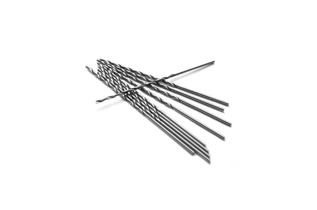 Сверло по металлу удлиненное Intertool - 1,5 мм 10 шт.
